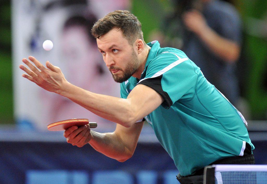 Patryka Chojnowskiego już nie zobaczymy w reprezentacji Polski w tenisie stołowym