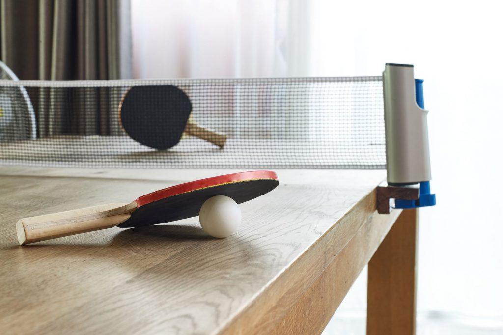 tenis stołowy kwarantanna